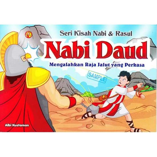 Seri Kisah Nabi & Rasul Nabi Daud