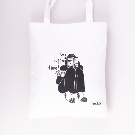 Hanclux Totebag Coffee Time