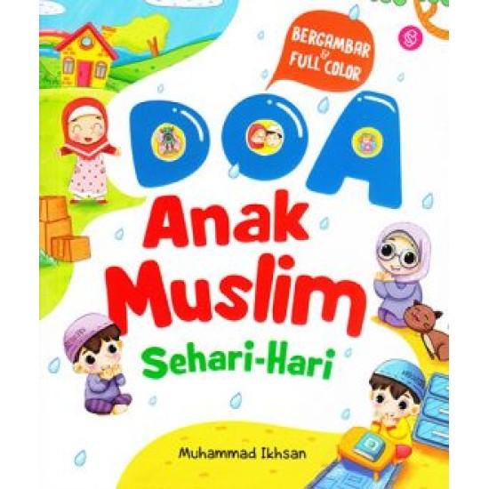 Doa Anak Muslim Sehari-hari