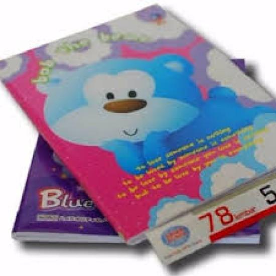 Buku Tulis Sinar Dunia  EB 78