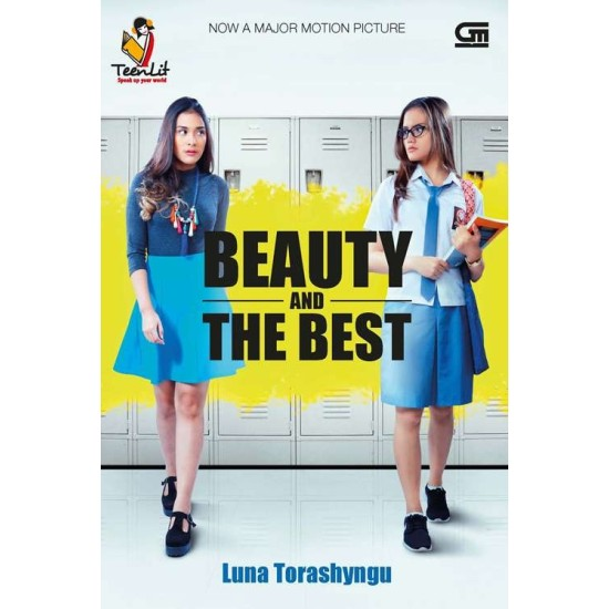 Beauty and The Best (Teenlit) - Cover Film