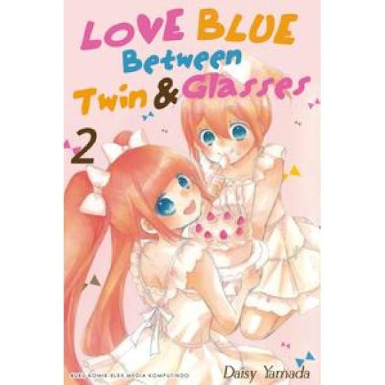 LOVE BLUE Between Twin & Glasses 02