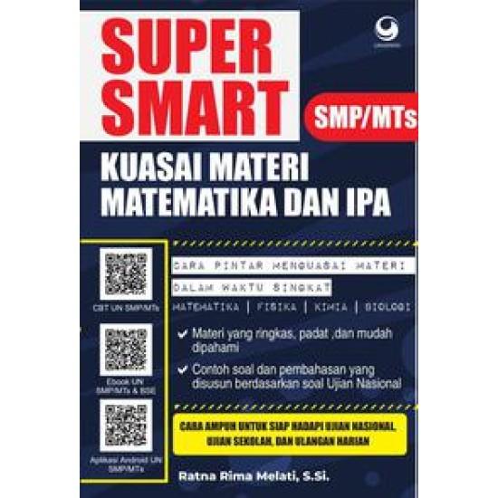 Super Smart Kuasai Matematika dan IPA SMP/MTs