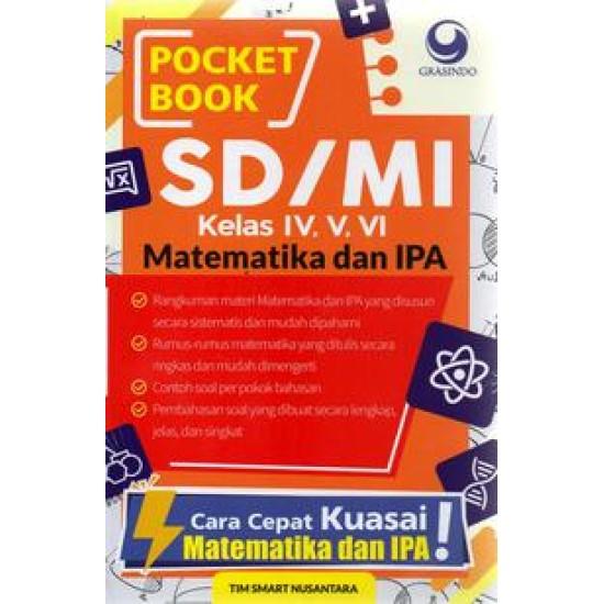 Pocket Book SD Matematika dan IPA