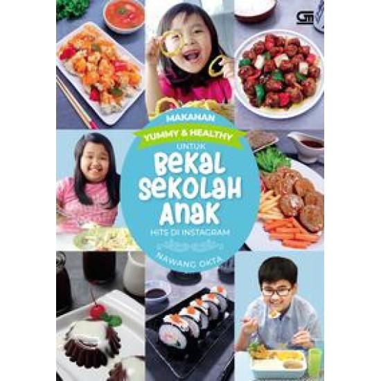 Makanan Yummy & Healthy untuk Bekal Sekolah Anak Hits di Instagram