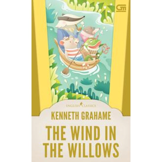 English Classics: The Wind in the Willows