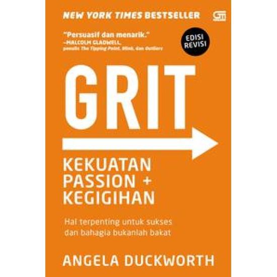 Grit: Kekuatan Passion dan Kegigihan (Edisi Revisi)
