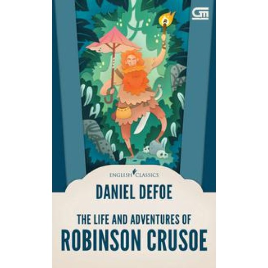 English Classics: Robinson Crusoe