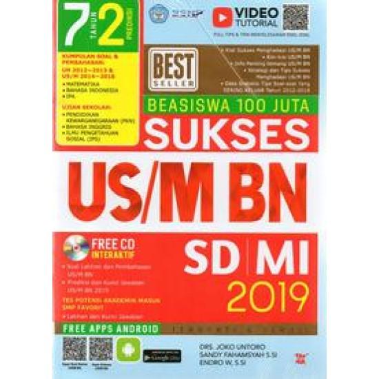 Sukses US/MBN SD/MI 2019