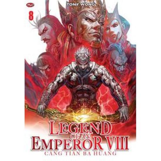 Legend of An Emperor VIII : Cang Tian Ba Huang 08