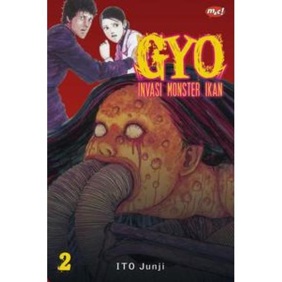Gyo : Invasi Monster Ikan 02 - end