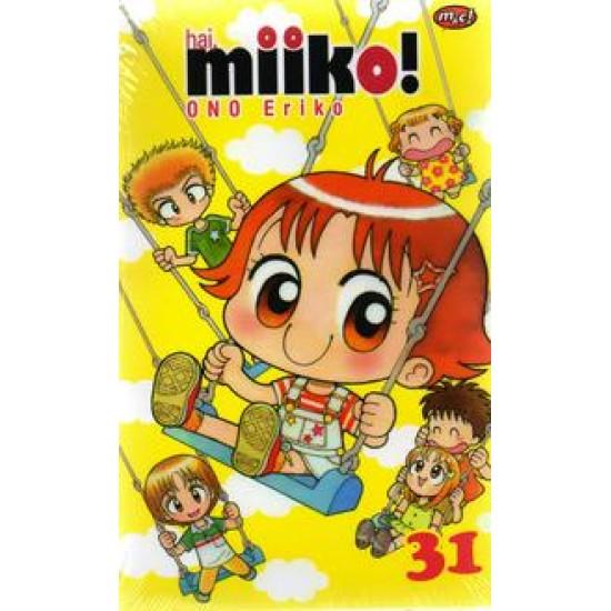 Hai, Miiko 31 - edisi khusus