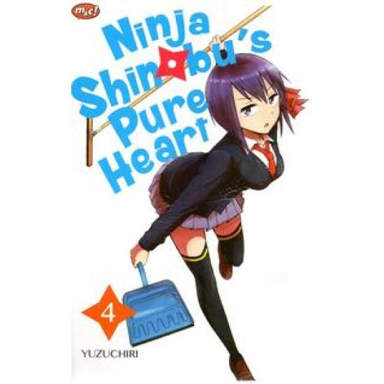Ninja Shinobu's Pure Heart 04