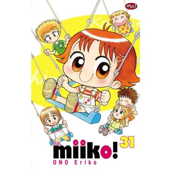 Hai, Miiko! 31 - reguler (bonus penggaris)