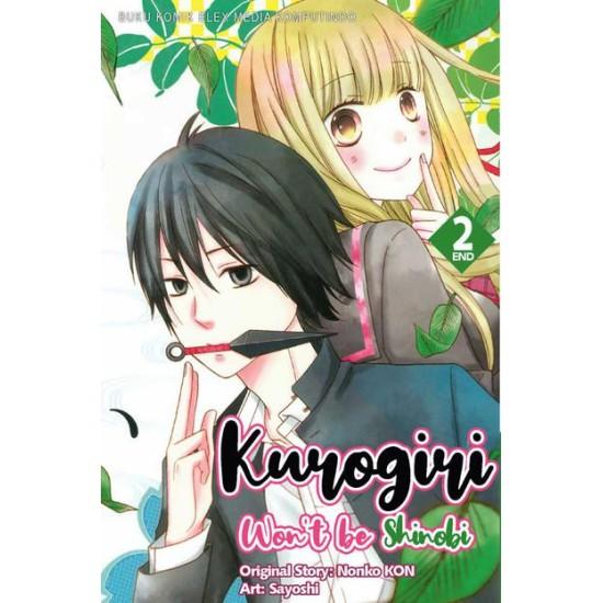 Kurogiri Won`t Be Shinobi 2 (end)