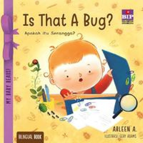 My Baby Reads ! Is That a Bug ?