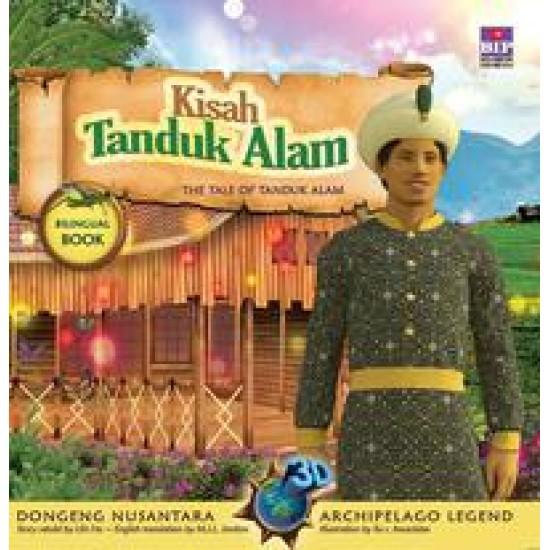 Seri Dongeng 3D Nusantara : Kisah Tanduk Alam