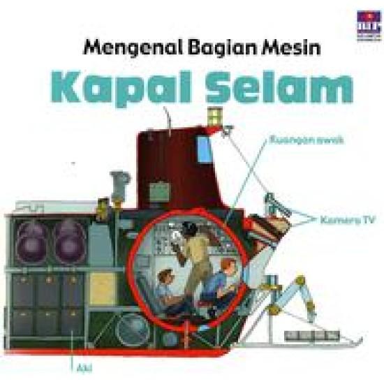 Mengenal Bagian Mesin : Kapal Selam