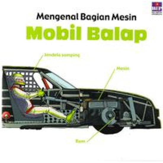 Mengenal Bagian Mesin : Mobil Balap