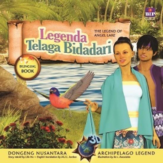 Seri Dongeng 3D Nusantara: Legenda Telaga Bidadari