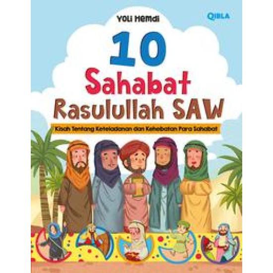 10 SAHABAT RASULULLAH SAW