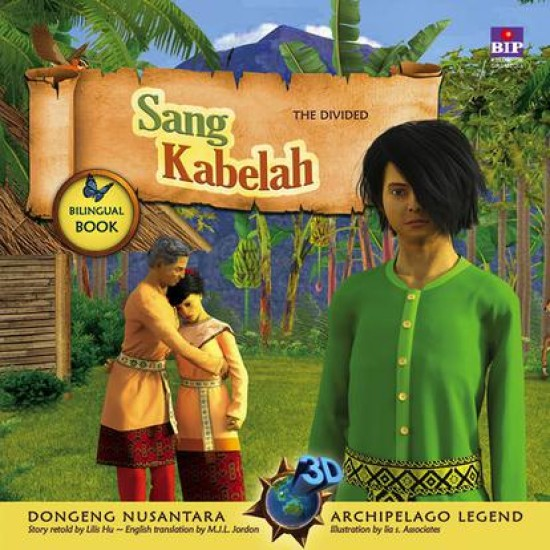 Seri Dongeng 3D Nusantara : Sang Kabelah