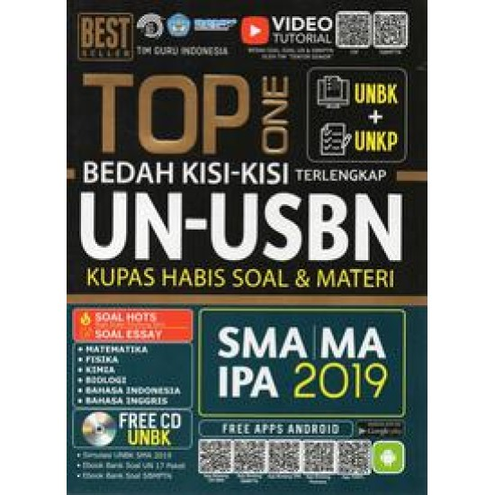 Top One UN USBN SMA/MA IPA 2019