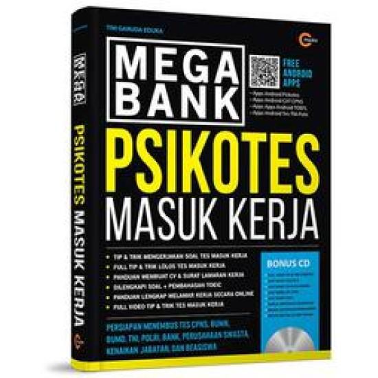 Mega Bank Psikotes Masuk Kerja