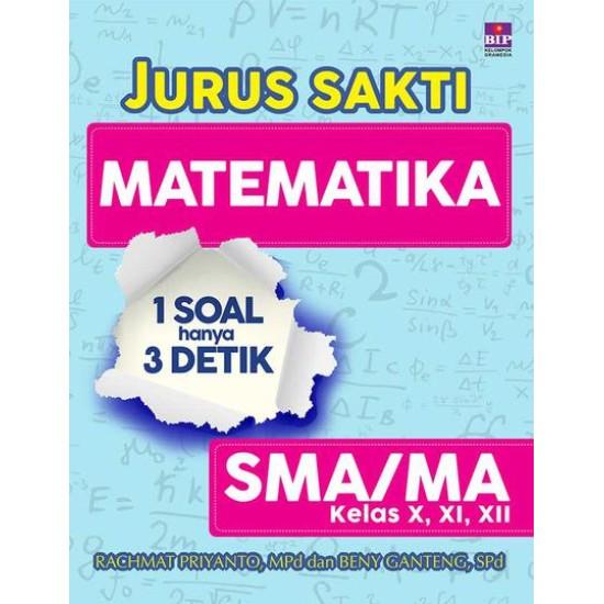 Jurus Sakti Matematika: 1 Soal Hanya 3 Detik