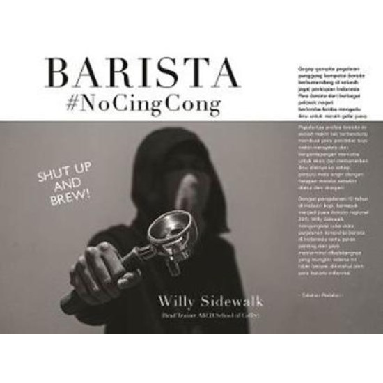 Barista #Nocingcong