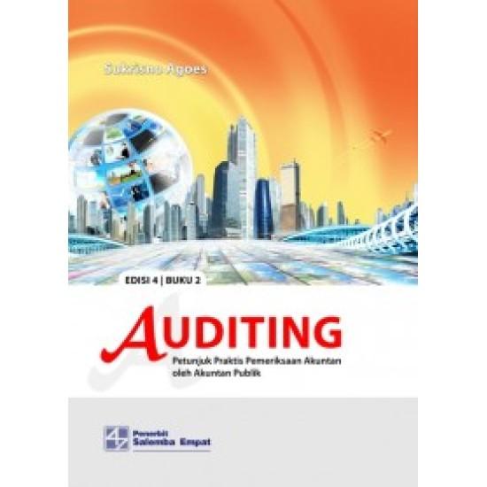 Auditing: Petunjuk Praktis Pemeriksaan Akuntansi 2 (e4)