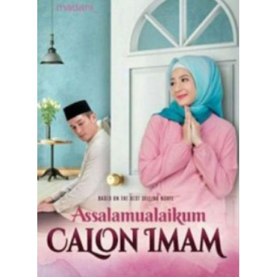 Assalamualaikum Calon Imam (Cover Film)