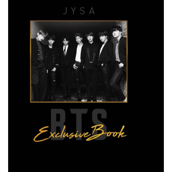 BTS X EXO (Exclusive Book)