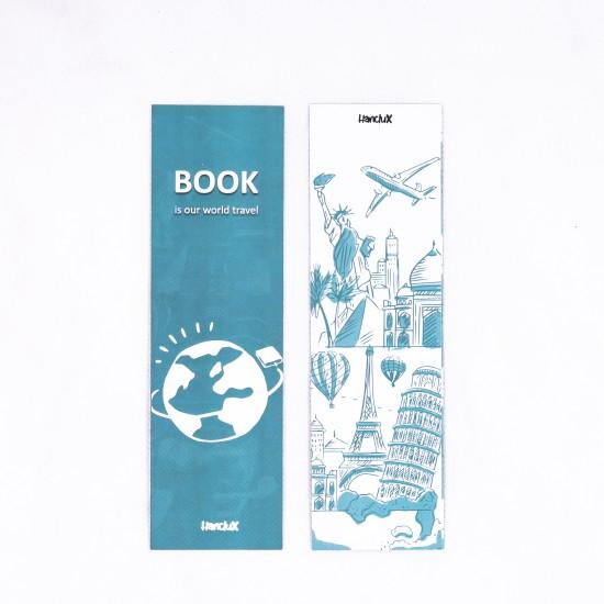 Hanclux Bookmark WorldWide