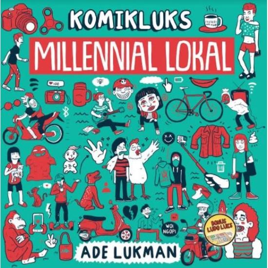 Komikluks : Millennial Lokal