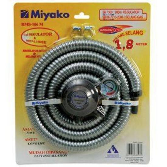 Miyako Regulator RMS 106 SPRL AMP