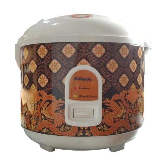 Miyako Rice Cooker MCM 528 Batik