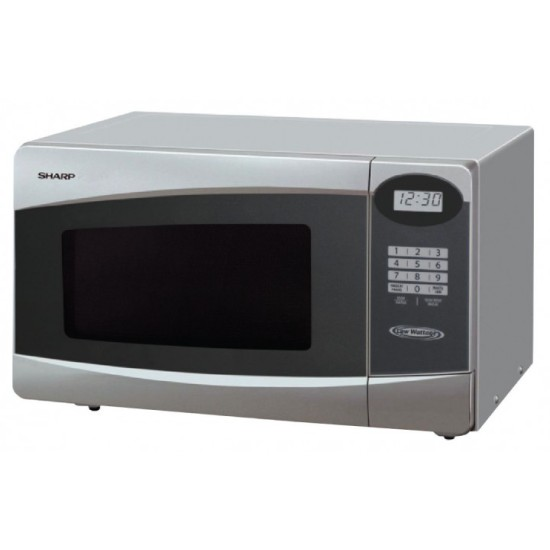 Sharp Microwave Compact Touch Control Low Wattage R 230R S