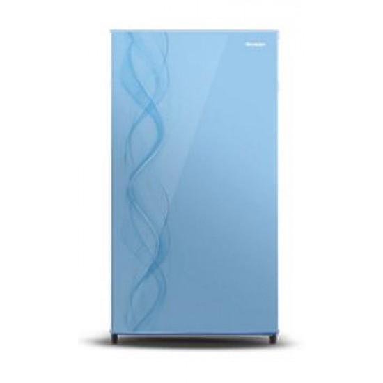 Sharp Refrigerator 166 Liter SJ-N182D-AP/AB/AS Kulkas 1 Pintu