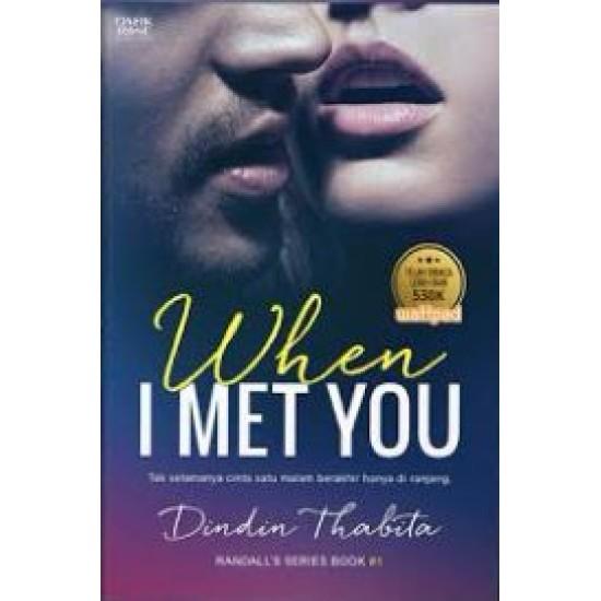 Randall's Series Book #1 :  When I Met You