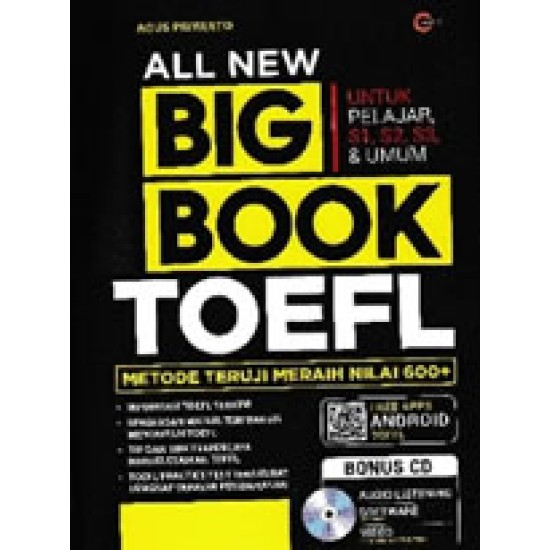 All New Big Book Toefl