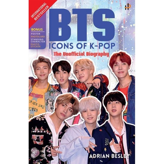 BTS Icons of K-POP the unofficial Biography