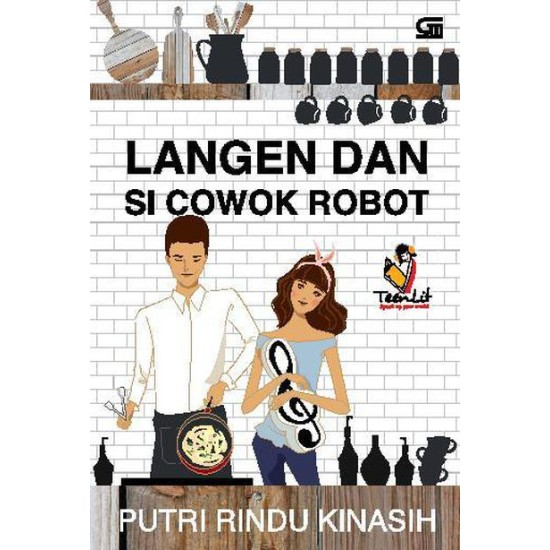 Langen dan Si Cowok Robot
