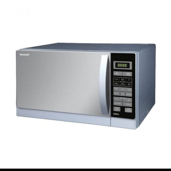 Sharp Microwave Grill 25 Liter R-728(W)-IN