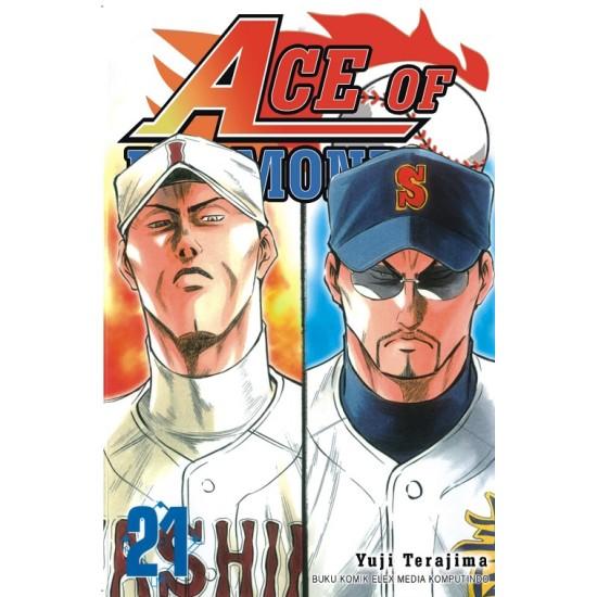Ace of Diamond 21