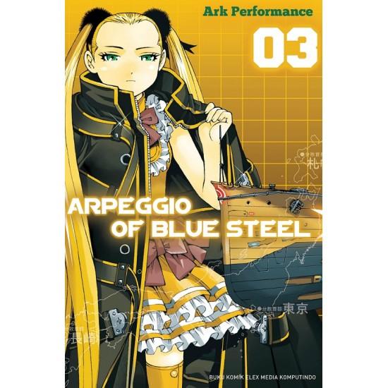 Arpeggio of Blue Steel 03