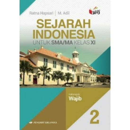Sejarah Indonesia Sma Jl.2/K13N-Wajib