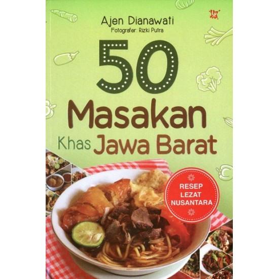 50 Masakan Khas Jawa Barat