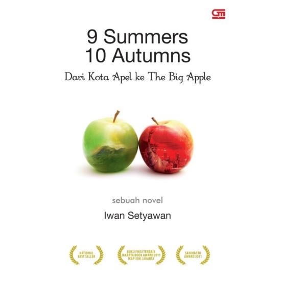 9 Summers 10 Autumns (Cetak Ulang - Cover Baru)