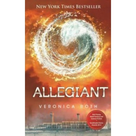 Allegiant (Buku 3 Divergent Trilogy)